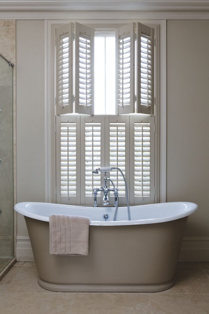 Tier on Tier Shutters in the UK