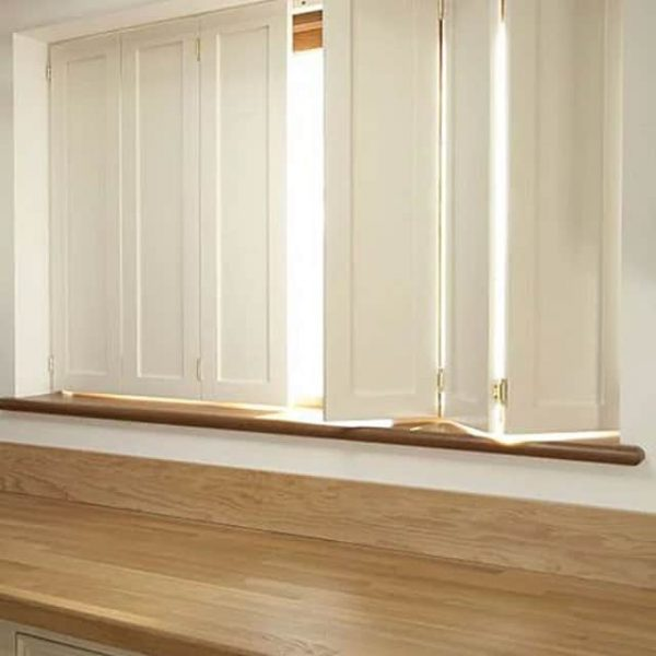 Solid Panel Shutters